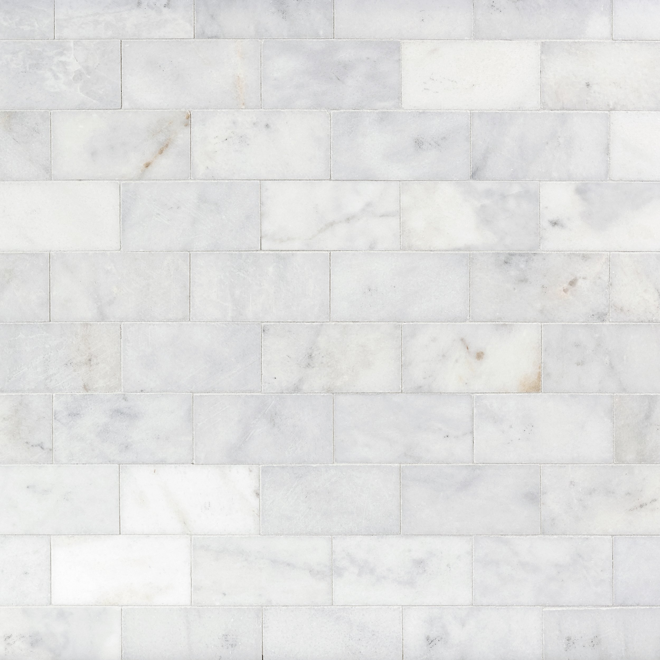 Carrara Milano Honed Marble Tile 6 X 12 100402569 Floor And Decor