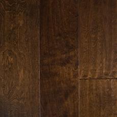 Walnut Birch Hand Scraped Engineered Hardwood
