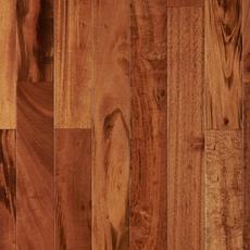 Natural Brazilian Tigerwood Locking Engineered Hardwood