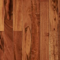 Natural Brazilian Tigerwood Locking Engineered Hardwood