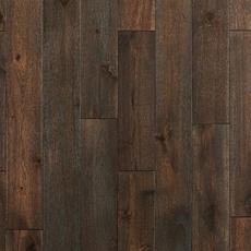 Dark Acacia Hand Scraped Solid Hardwood