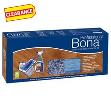 Clearance! Bona Natural Oil Floor Cleaner Kit