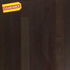 Clearance! Black Jatoba Distressed Solid Hardwood