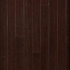 EcoForest Heritage Walnut Handscraped Solid Stranded Bamboo