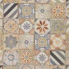 San Juan Deco Porcelain Tile 8 X 8 100286988 Floor