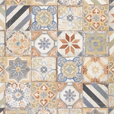 San Juan Decorative Porcelain Tile