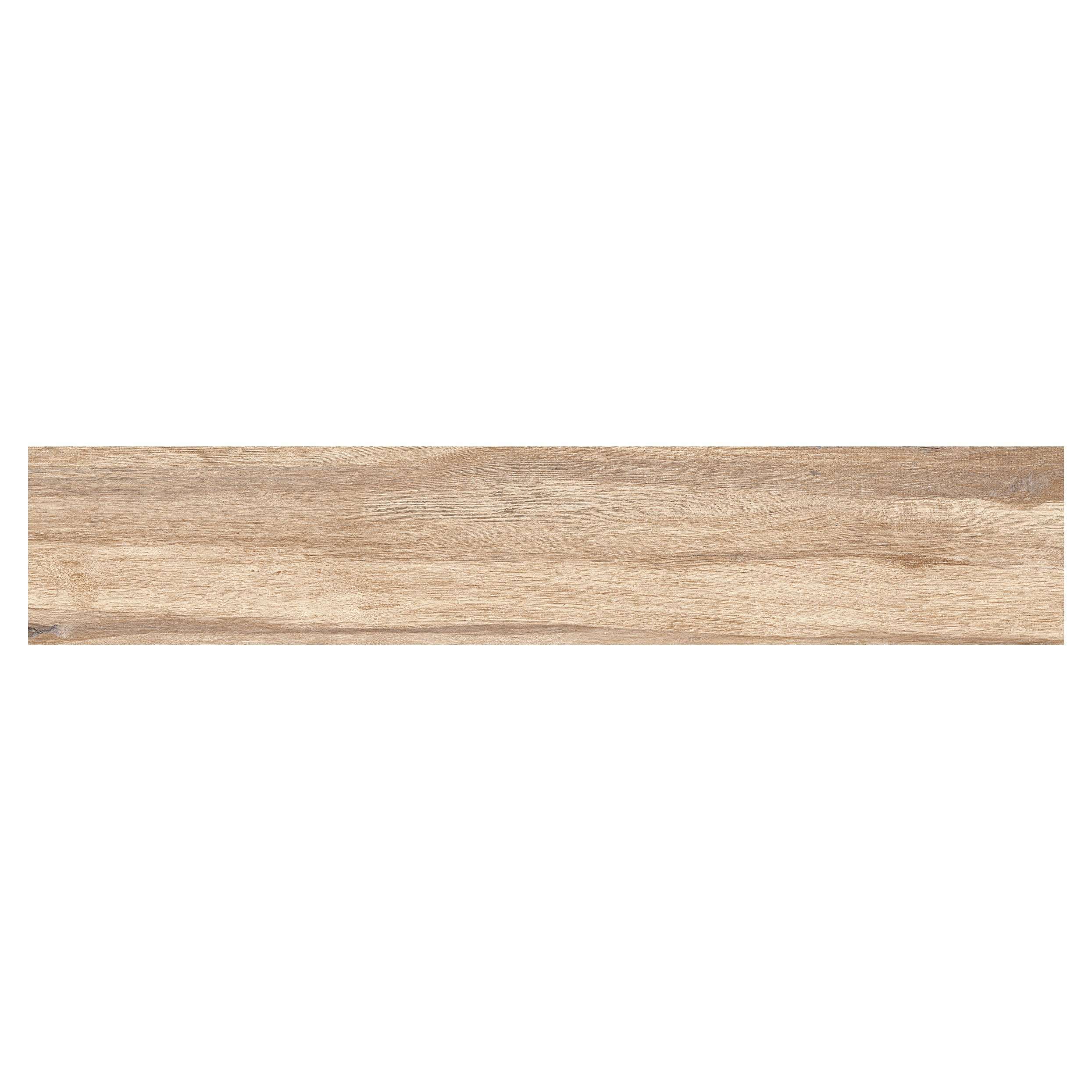 Truewood Cream Wood Plank Porcelain Tile 10 X 47
