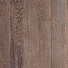 Euro Gray Oak Wire Brushed Engineered Hardwood