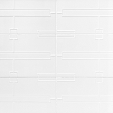 Maddox White Ceramic Tile