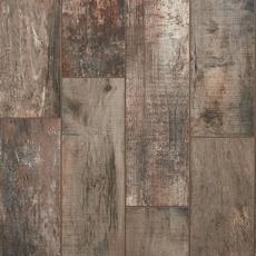Roanoke Multi Wood Plank Porcelain Tile 8in X 32in