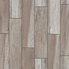 Tahoe Silver Wood Plank Porcelain Tile