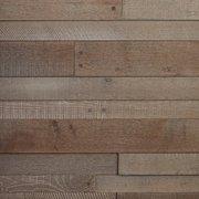 Midshipman Oak Hardwood Wall Plank Panel
