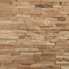 Natural White Oak Hardwood Wall Plank Panel