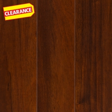 Clearance! Savannah Cherry Smooth Water-Resistant Laminate