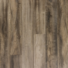 Ombre Gray Hand Scraped Plank with Cork Back