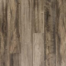 Ombre Gray Rigid Core Luxury Vinyl Plank - Cork Back