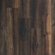 Mixed Mocha Hand Scraped Plank with Cork Back