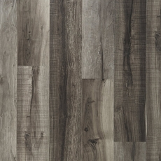 Mixed Gray Hand Scraped Plank With Cork Back 6 5mm