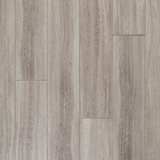 Nucore Gray Tile Plank With Cork Back 6 5mm 100376854