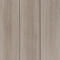 NuCore White Tile Plank with Cork Back