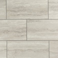 Ivory Grouted Style Tile with Cork Back