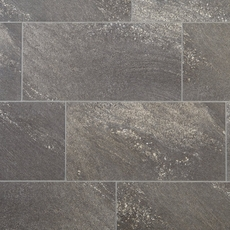 Dark Gray Grouted Style Tile with Cork Back