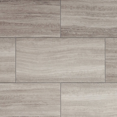 Nucore Gray Tile Plank With Cork Back 6 5mm 100376904