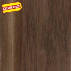 Clearance! Blonde Chestnut Random-Width Matte Laminate