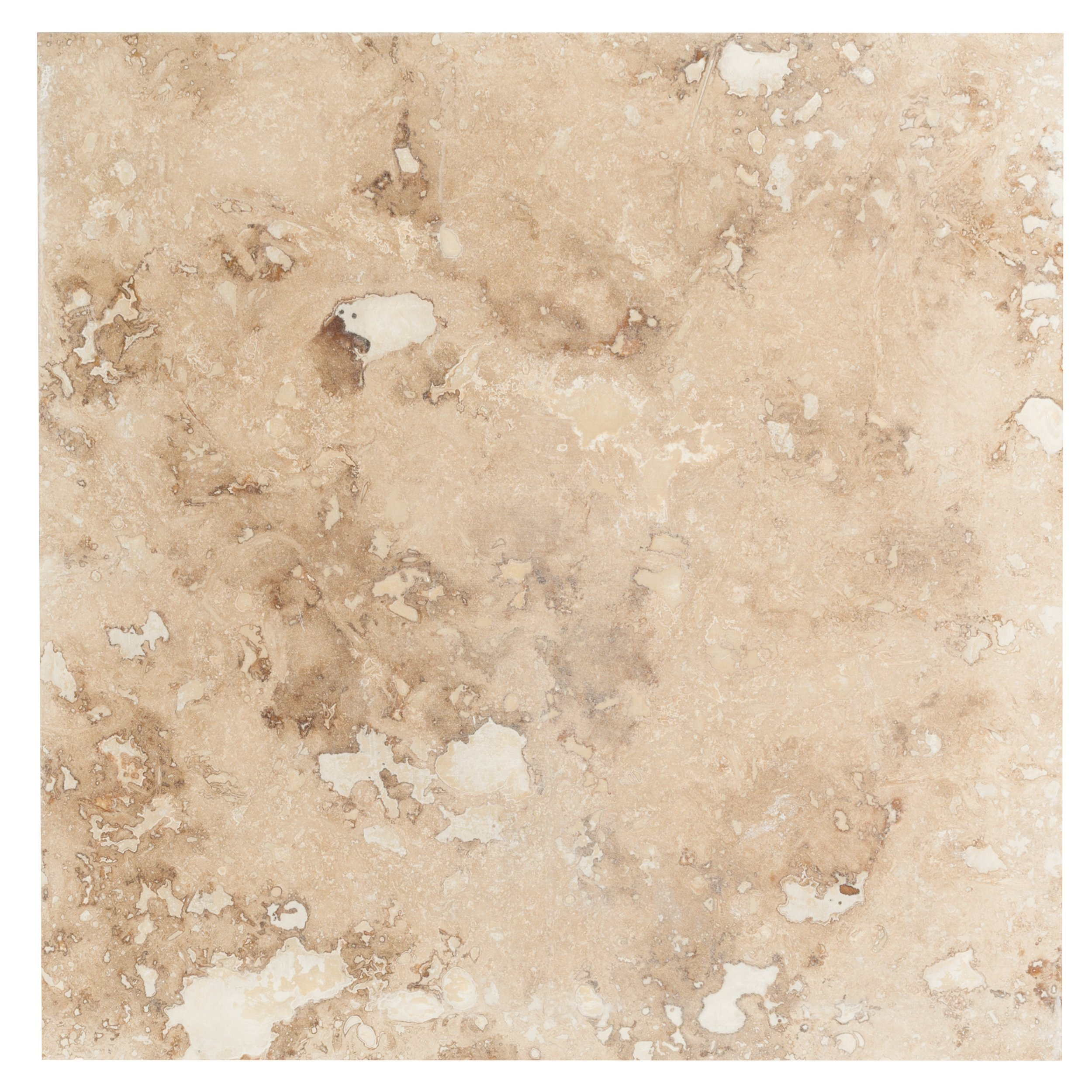 Paros honed filled travertine tile 18 x 18 100378140 floor and decor