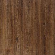 Coffee Oak Rigid Core Luxury Vinyl Plank - Cork Back
