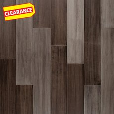 Clearance! Contempo Mist Locking Stranded Engineered Bamboo