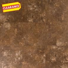 Clearance! Terracotta Luxury Vinyl Tile