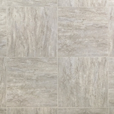 Linear Travertine Luxury Vinyl Tile