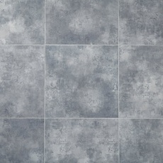 Gray Concrete Groutable Luxury Vinyl Tile