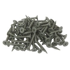 Goldblatt 1 5/8in. Cement Screws - 150ct.