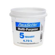 Pacesetter 5qt. Multipurpose Bucket