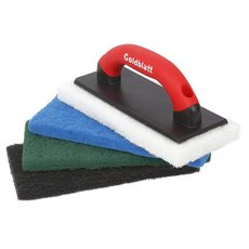 Goldblatt Heavy Duty Tile Scrub Set
