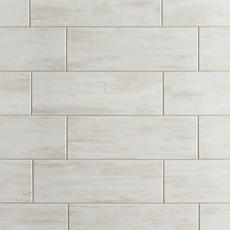 Coastal Beach White Wall Tile