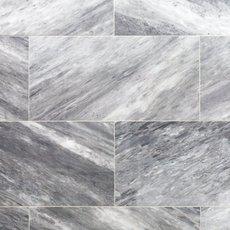 Bardiglio Polished Marble Tile