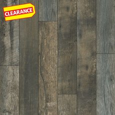 Clearance! Gibbs Island Oak Hand Scraped Laminate