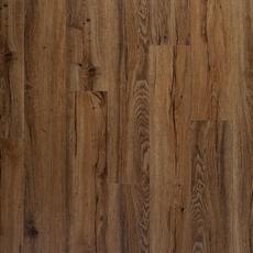 Auburn Oak Luxury Vinyl Plank with Foam Back
