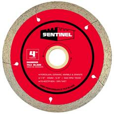 Sentinel 4in. Tile Diamond Blade