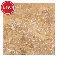 New! Valencia Brushed Travertine Tie