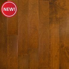 New! Teak Birch Smooth Engineered Hardwood