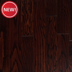 New! Sienna Oak Hand Scraped Engineered Hardwood