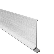 Schluter Designbase Sl Profile 3 1 8in Aluminum Brushed