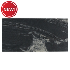 New! Nero Athens Brushed Granite Tile