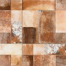 Village Dark Ceramic Tile