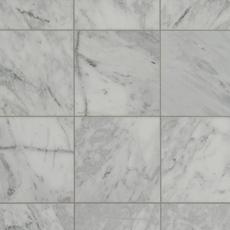 Bianco Lara Polished Marble Tile