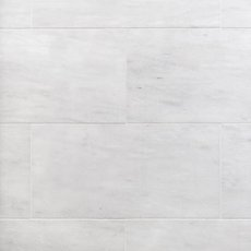Nessus White Polished Marble Tile